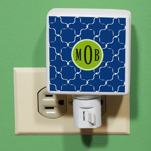 Monogram Madness Night Light