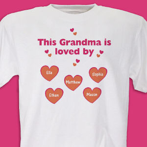 Is Loved By Personalized T-Shirt
