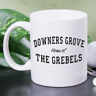 Personalized Home Of...Mug