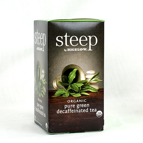 Steep Green Decaffeinated Tea Box NP0130