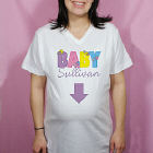 Baby Personalized Maternity Nightshirt
