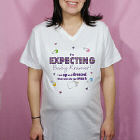 I'm Expecting Personalized Maternity Nightshirt