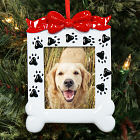 Pet Photo Frame Christmas Ornament
