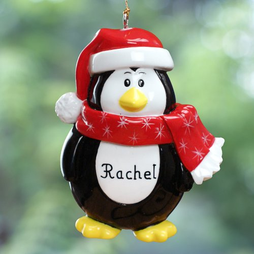 Penguin Christmas Ornament 879203