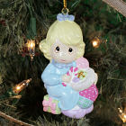 Precious Moments Girl Christmas ornament