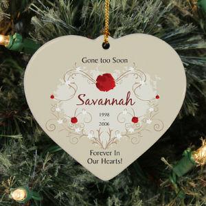 Engraved Christmas Ornaments Wholesale