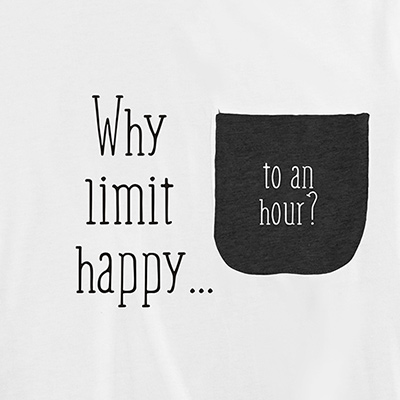 Why Limit Happy Pocket T-Shirt PT311214X