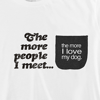 PT311224X 	The More People I Meet Pocket T-Shirt