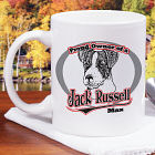 Personalized Proud Owner of a Jack Russell Mug