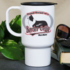 Personalized Proud Owner of a Border Collie Mug