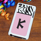 Custom Zebra Print iPod Touch 4 Case U435239x