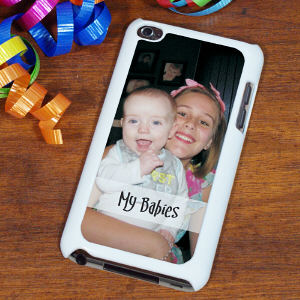 Personalized Picture Perfect iPod Touch Case