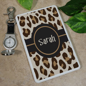 Leopard Print Kindle Fire Case
