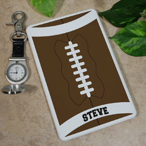 Custom Football Kindle Fire Cover