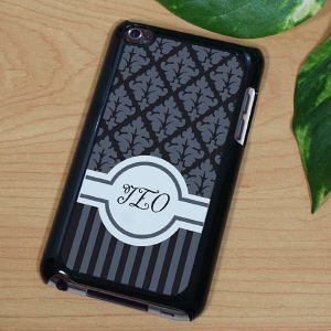 Personalized Vintage iPod Touch Case