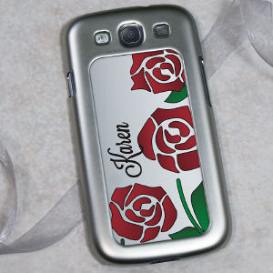 Samsung Galaxy S3 Rose Phone Case