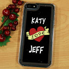 Personalized Love Banner iPhone 5 Case
