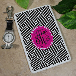 Monogram Madness Kindle Fire Case