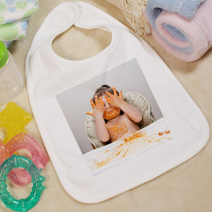 Picture Perfect Photo Bib