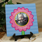 Personalized Happy Mother's Day Photo Canvas