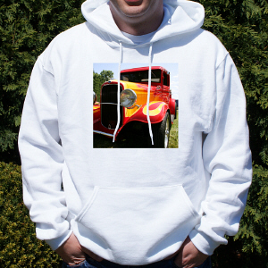 Picture Perfect Photo Hooded Sweatshirt