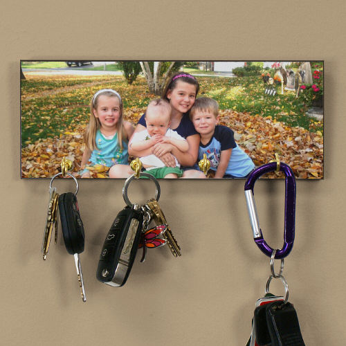 Picture Perfect Photo Key Rack U147354