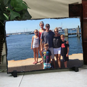 Picture Perfect Photo Stone Keepsake