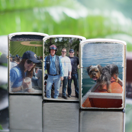 Picture Perfect Photo Lighter | Personalized Photo Gifts