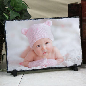 Picture Perfect Baby Photo Stone Keepsake