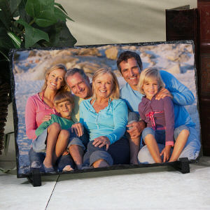 Picture Perfect Vacation Photo Stone Keepsake