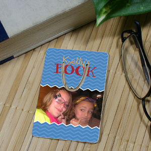 Personalized Photo Bookmark