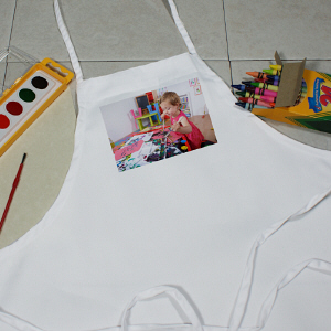 Picture Perfect Photo Youth Apron