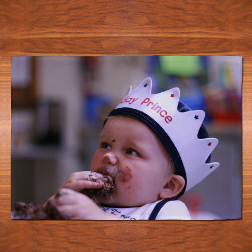 Picture Perfect Photo Placemat | Photo Placemat