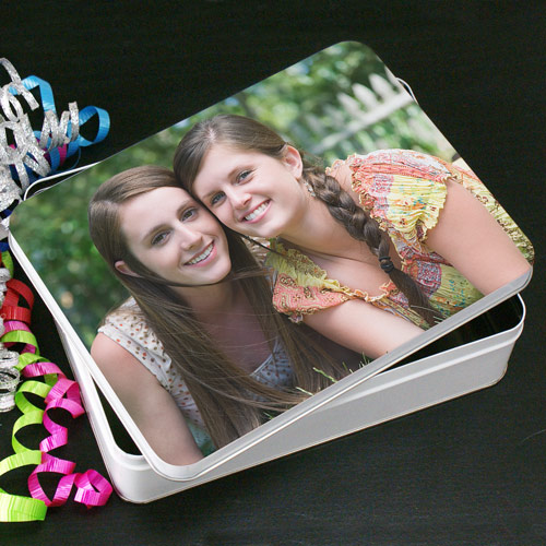 Picture Perfect Photo Tin U147322