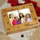 Personalized Memories Photo Keepsake Box