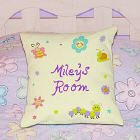 Personalized Little SmilesThrow Pillow