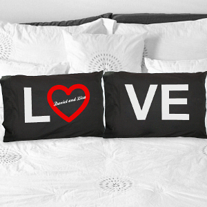 Love Pillowcase Set
