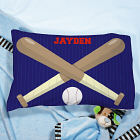 Personalized Baseball Fan Pillow