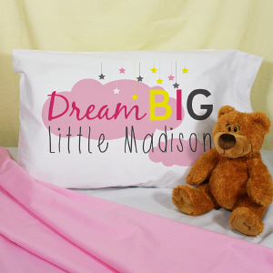 Personalized Children's Pillowcase