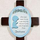 Forever In Our Hearts Keepsake Wall Cross
