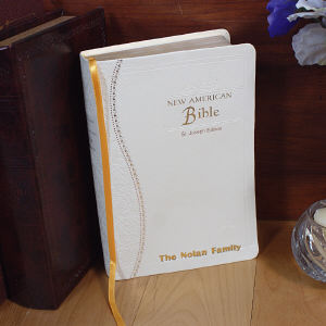 Personalized New American Family Bible