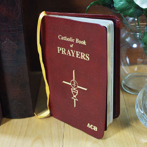 Personalized Catholic Book of Prayers