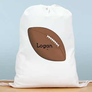 Personalized Football Sports Bag SP837302