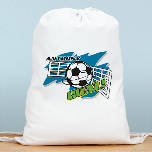 Personalized Soccer Sports Bag SP837662