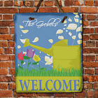 Personalized Watering Can Slate Plaque