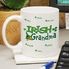 Irish Personalized Coffee Mug