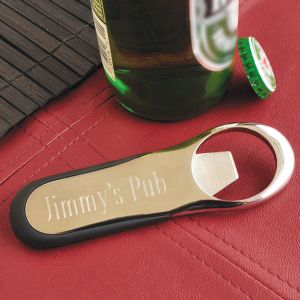 Engraved Big Ben Bottle Opener