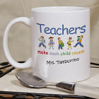 Make Each Child Count Teacher Coffee Mug