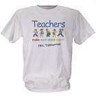 Make Each Child Count Teacher T-shirt