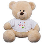 Personalized All Heart Teddy Bear